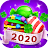 Candy Charming - 2020 Match 3 Puzzle Free Games logo