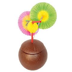 Hawaii, kokosnöt