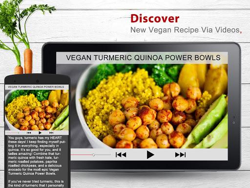 Tasteful Vegan Recipes 1.9 screenshots 1