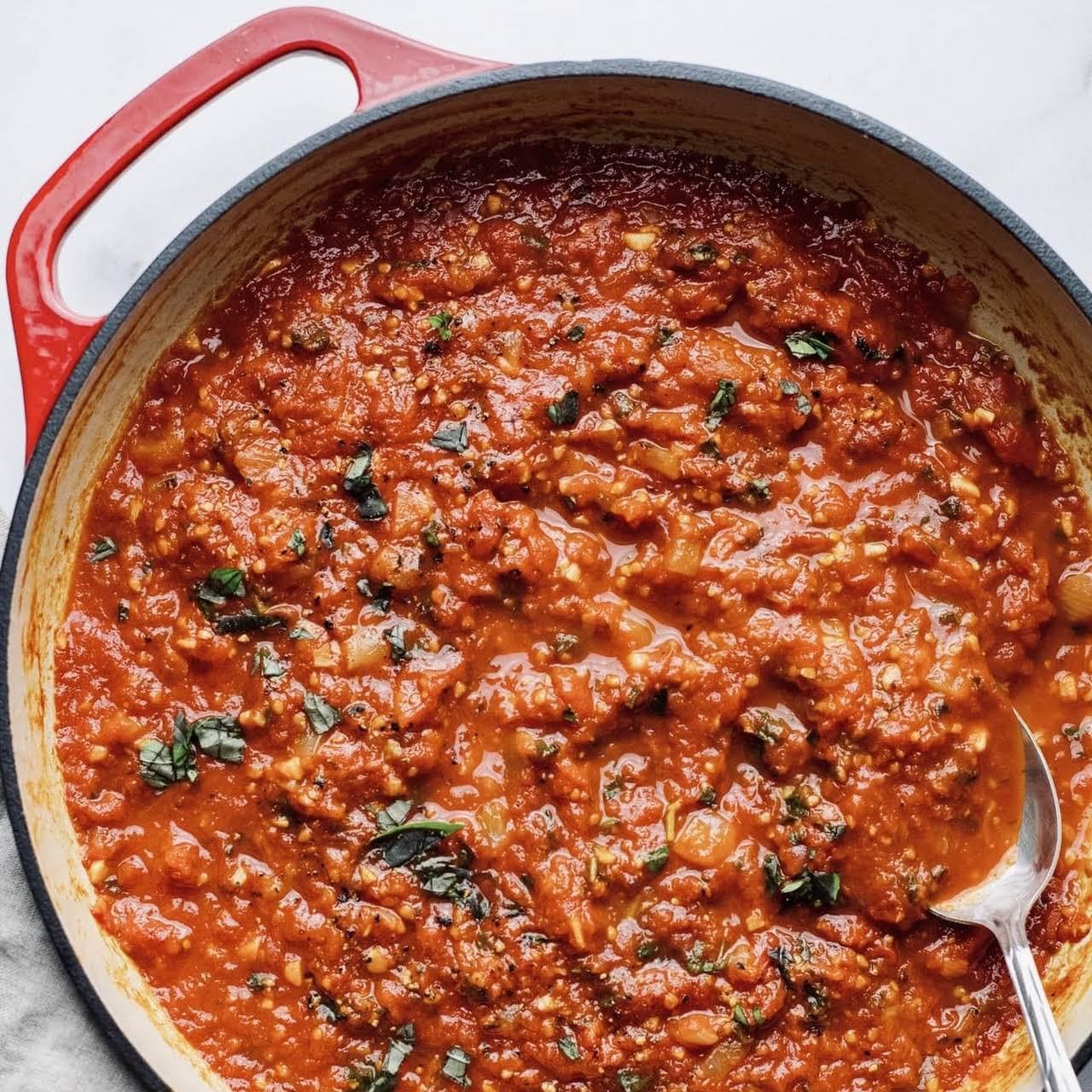 The Best  vivacious Tomato Sauce