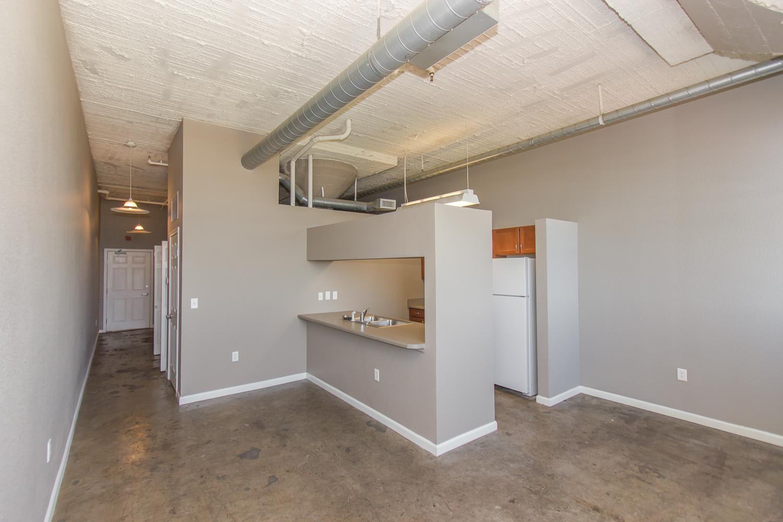 One Bedroom One Bath 16 Floorplan 1 Bed 1 Bath Cold Storage Lofts In Kansas City
