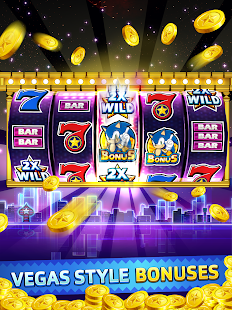 SEGA Slots: Vegas Casino 777 Screenshot
