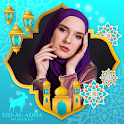 Eid al-Adha Photo Frame Editor icon