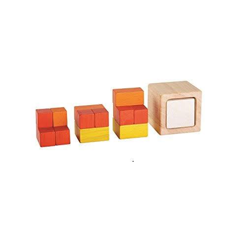 Contenido de PlanToys 5369 Cubos Fracción