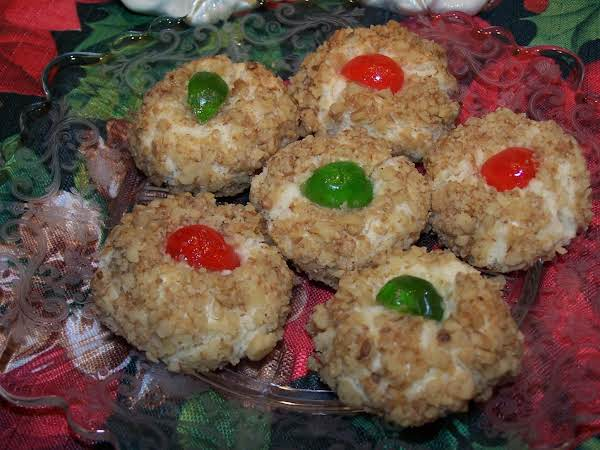 ~ Butter - Nut Balls ~ Recipe