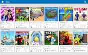 Gry ROBLOX (apk) za darmo do pobrania dla Androida / PC/Windows screenshot