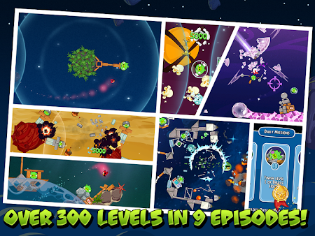 Angry Birds Space 2.2.1 screenshot 1652
