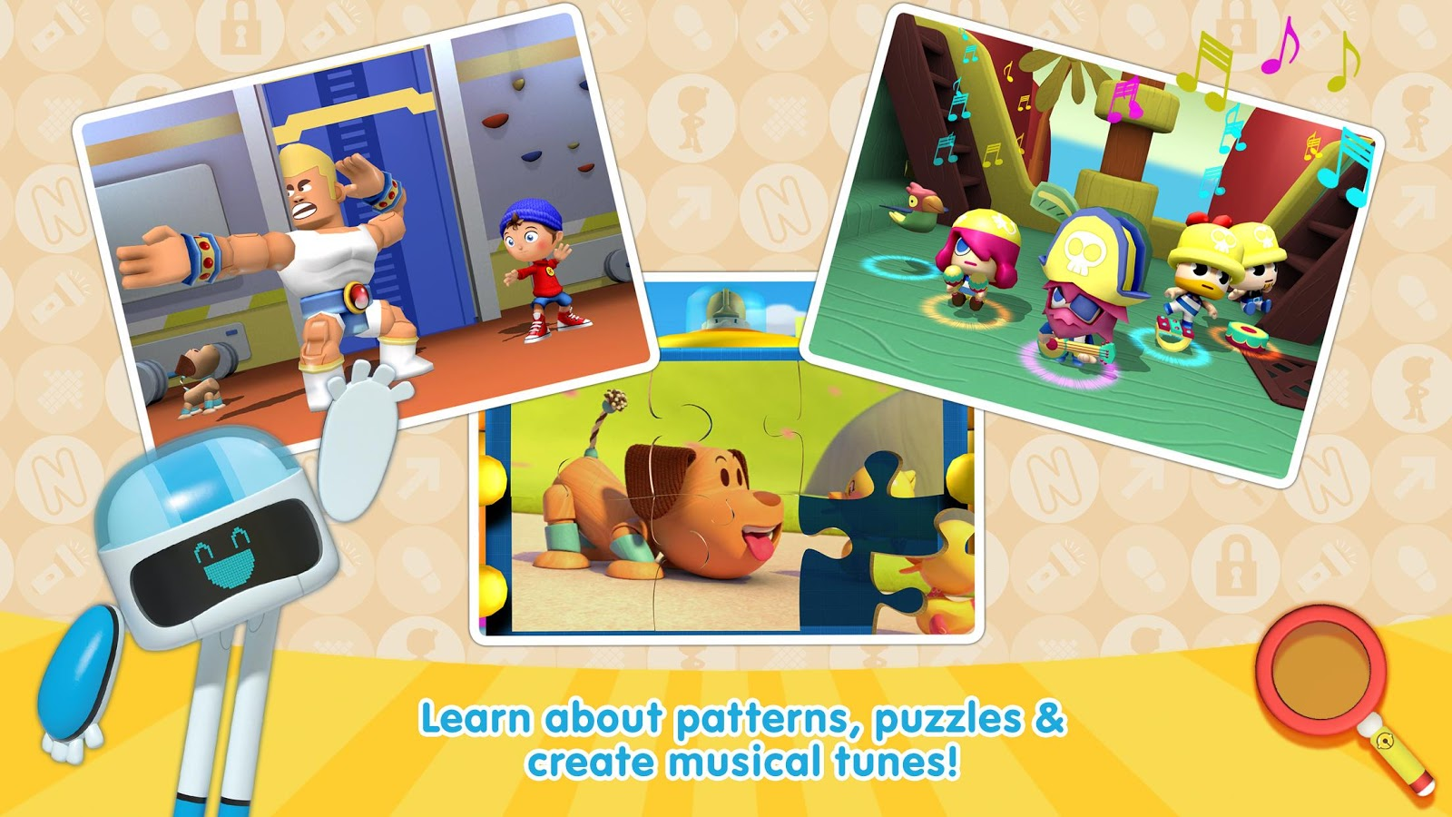 Noddy Toyland Detective- screenshot
