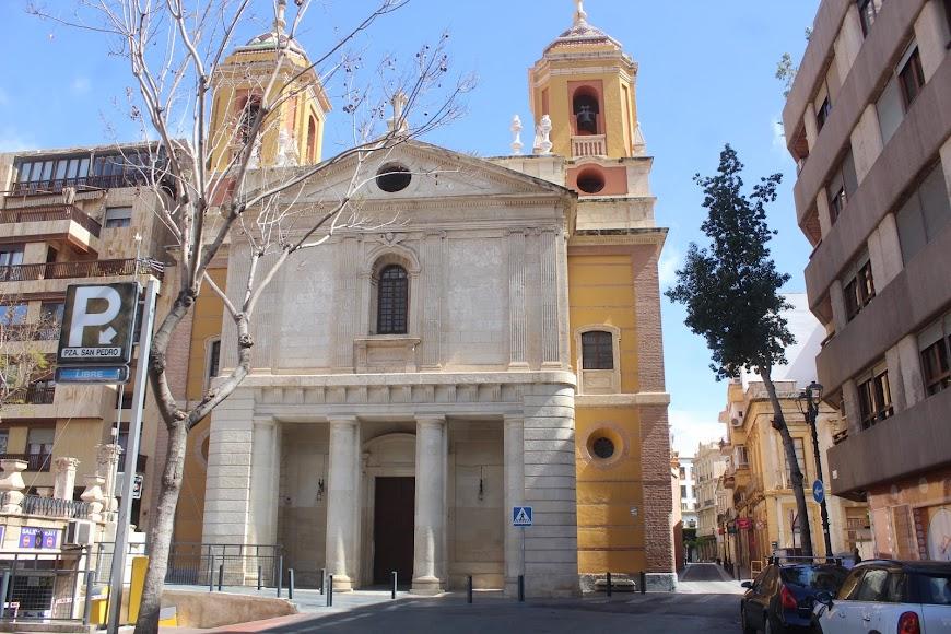 Plaza de San Pedro.