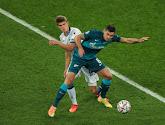 Club Brugge heeft met 1-2 gewonnen op het veld van Zenit