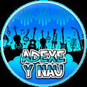 Adexe y Nau música Letra icon