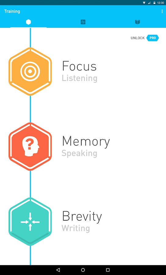 Elevate - Brain Training - screenshot