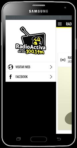 Radio Activa 100.1 screenshot 2