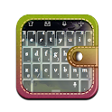 Crystal stairs TouchPal icon
