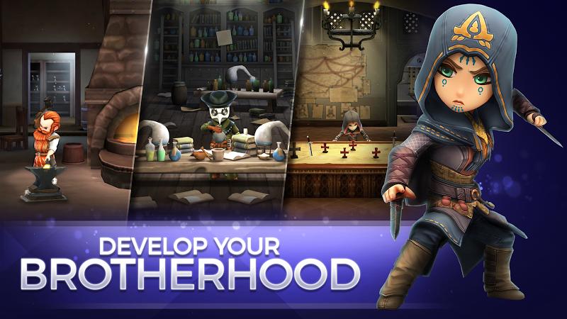 Assassin's Creed Rebellion Screenshot 1