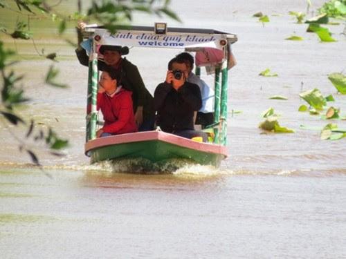 Tuyến du lịch Vườn quốc gia Tràm Chim thân thiện môi trường - 2