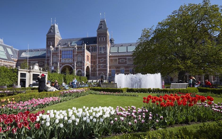 Adres En Route Bezoekersinformatie Rijksmuseum