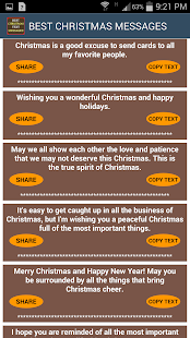 Marry Christmas Best Wishes, Messages and Quotes - náhled
