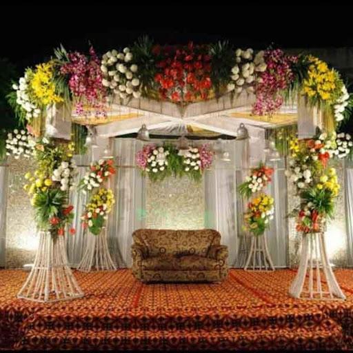結婚式の装飾のアイデア