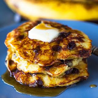 Moist Almond Flour Banana Pancakes (Gluten Free, Low-Carb) Recipe