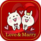 Love & Marry-女性向け結婚&婚活APP