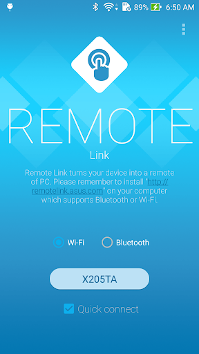 Remote Link (PC Remote) screenshot