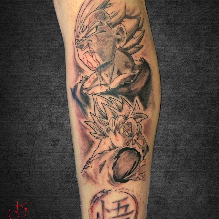 Kaioken Tattoo Salon De Tatouage A Saint Etienne