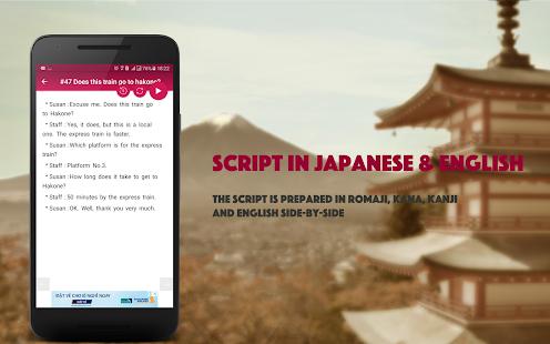 Japanese Conversation - náhled