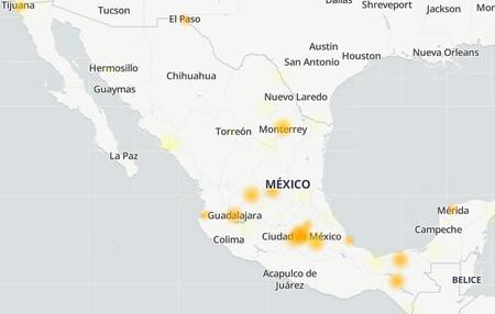 Totalplay Map