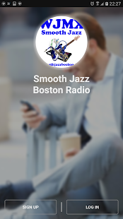 Smooth Jazz Boston Radio- screenshot thumbnail
