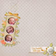 """Photo: collab kit """"Sweetness"""" by Letizù and Petra; photo by vitixme on deviantart"""