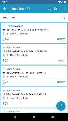Flights 3.9.5 screenshots 2