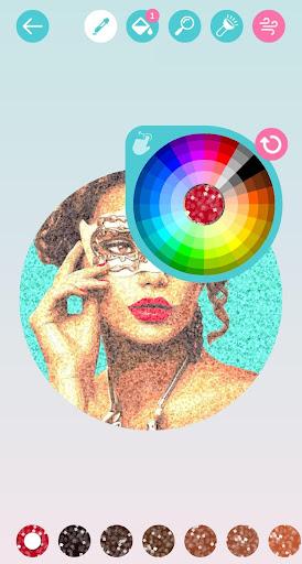 Télécharger Gratuit Glitty - color glitter art apk mod screenshots 2