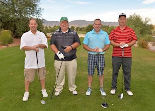 Photo: Patrick Smith, Ray Rayburn, Sherwin Storman, Mike Xavier
