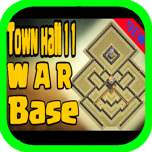 Town Hall 11 War Base Layouts Android APK Download Free By Aakpstudio