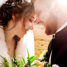 Wedding photographer Natali Vasilchuk (natalyvasilchuc). Photo of 20.01.2018