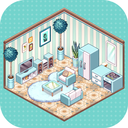Kawaii Home Design - Decor & Fashion Game Icon
