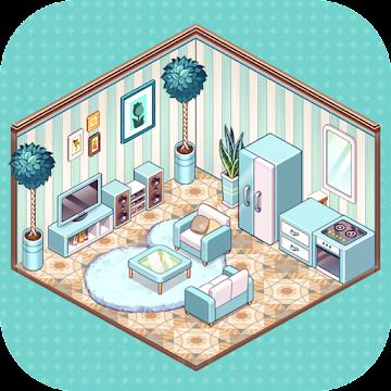 Kawaii Home Design - Decor & Fashion Game