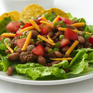 Skinny Taco Salad Recipe
