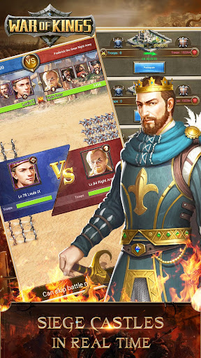 War of Kings - screenshot