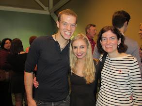 Photo: With Tarah Kayne and Danny O'Shea