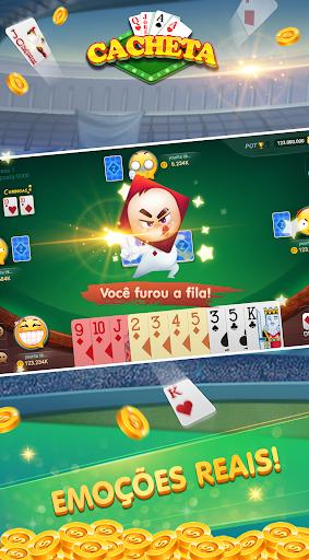 Cacheta - Pife - Pif Paf - ZingPlay Jogo online android2mod screenshots 4