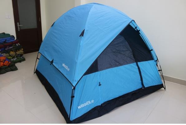 Cần phải lên kế hoạch thuê lều cắm trại sớm