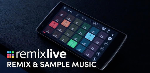 Remixlive - Remix & sample music - Apps on Google Play