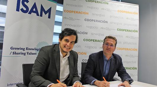 ISAM y PITA firman un acuerdo de colaboración para el sector agropecuario