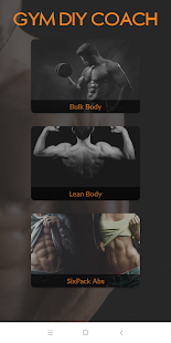Gym Coach | Gym Trainer workout for Beginners Pro Screenshot