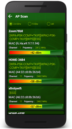 Download Wifi Analyzer- Home Wifi Alert for PC