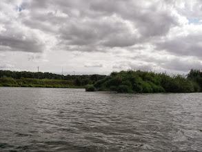 Photo: Wpływamy na Odrę