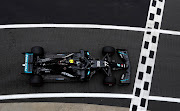 Valtteri Bottas of Finland driving the (77) Mercedes AMG Petronas F1 Team Mercedes W11 on track during final practice for the F1 Grand Prix of Great Britain at Silverstone on August 01, 2020 in Northampton, England.