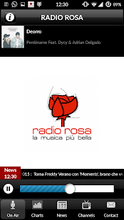 RADIO ROSA- screenshot thumbnail